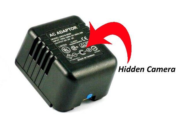 Lawmate Hidden Plug Camera Ac20