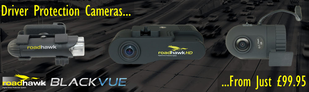 Roadhawk HD Camera System